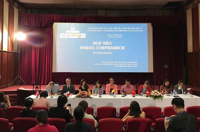 25 tác phẩm điện ảnh tài liệu đặc sắc tham dự Liên hoan Phim Tài liệu châu Âu-Việt Nam - Ảnh 1.