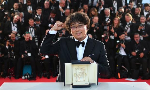Điện ảnh Hàn Quốc giành chiến thắng lịch sử tại LHP Cannes 2019 - Ảnh 1.