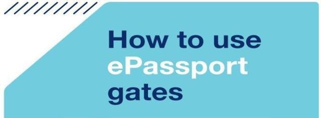 Chính phủ Anh nới rộng sử dụng cổng ePassport thêm  7 quốc gia - Ảnh 1.