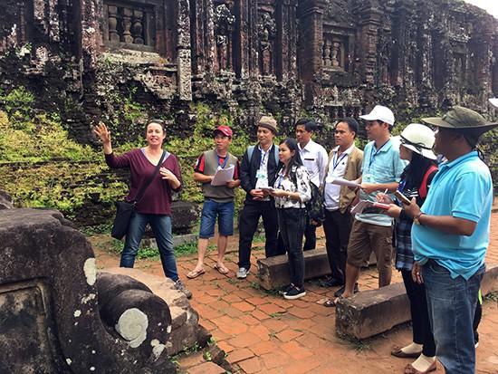 Hội thảo quốc tế Chiến lược đào tạo và nghiên cứu nhằm bảo tồn phức hợp khảo cổ Tiểu vùng sông Mê Kông - Ảnh 1.