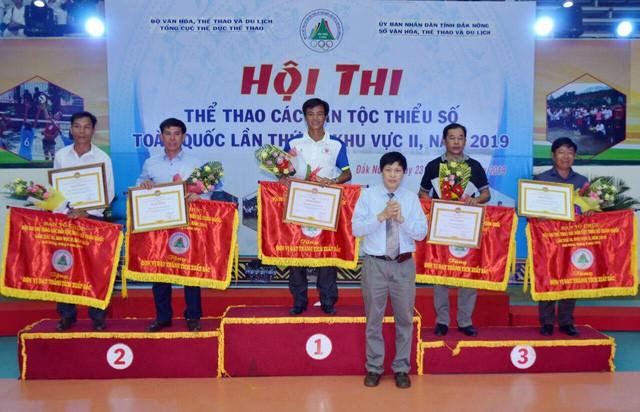 Bế mạc Hội thi thể thao các dân tộc thiểu số toàn quốc lần thứ XI, khu vực 2 năm 2019 - Ảnh 1.