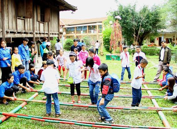 Chương trình đặc biệt Mùa hè kỷ niệm tại Bảo tàng Văn hóa các dân tộc Việt Nam - Ảnh 1.