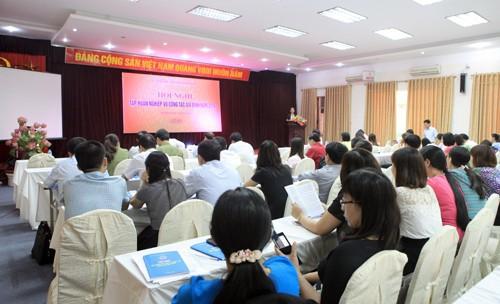 Hội nghị tập huấn công tác gia đình năm 2019 - Ảnh 1.