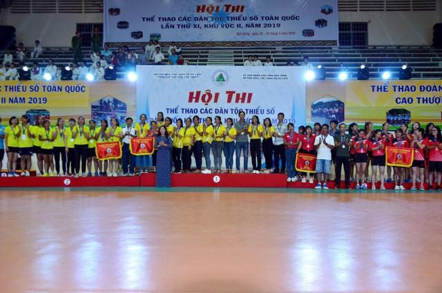 Bế mạc Hội thi thể thao các dân tộc thiểu số toàn quốc lần thứ XI, khu vực 2 năm 2019 - Ảnh 2.
