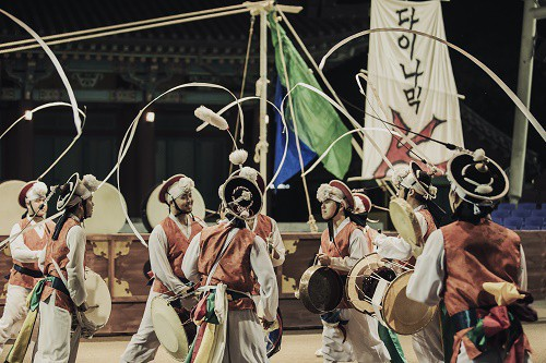 Khám phá văn hóa Hàn Quốc tại Hà Nội - Ảnh 1.