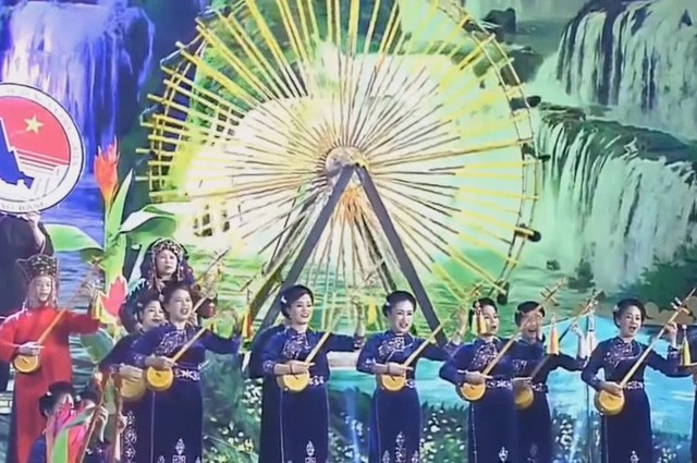 Tuyên Quang nỗ lực bảo tồn, phát huy giá trị hát then truyền thống - Ảnh 1.
