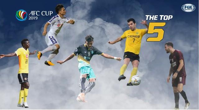 Top 5 cầu thủ xuất sắc nhất vòng 5 AFC: Xướng tên số 19 Quang Hải  - Ảnh 1.
