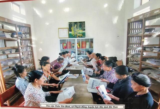 Tổng kết 10 năm thực hiện Nghị định Chính phủ về hoạt động thư viện tư nhân có phục vụ cộng đồng - Ảnh 3.