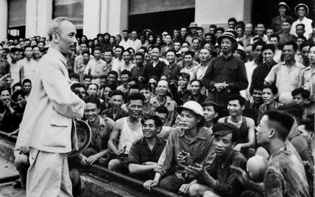 Tư tưởng nhân văn trong Di chúc của Chủ tịch Hồ Chí Minh    - Ảnh 1.