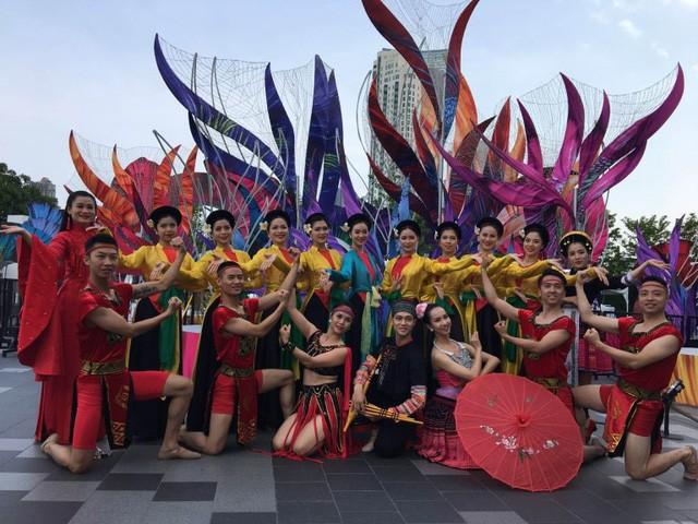 Nhà hát Nhạc Vũ Kịch Việt Nam tham dự Giao lưu nghệ thuật các nước châu Á tại Thái Lan - Ảnh 1.