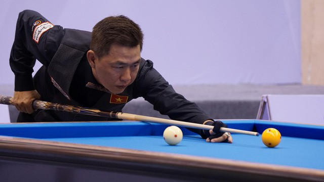 120 cơ thủ tham gia Giải Billiards carom 3 băng tỉnh Kon Tum mở rộng - Ảnh 1.