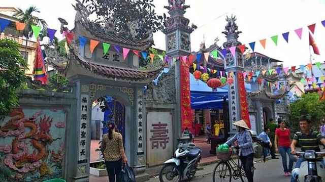Bộ VHTTDL cho ý kiến thẩm định Dự án tu bổ, tôn tạo 02 di tích trên địa bàn thành phố Hà Nội - Ảnh 1.