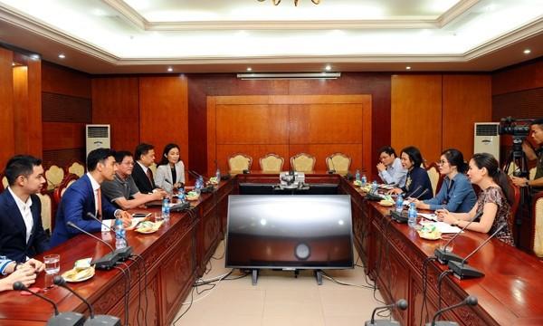 Phó Tổng cục trưởng Lê Thị Hoàng Yến tiếp Phó Chủ tịch HĐND thành phố Bangkok - Ảnh 2.