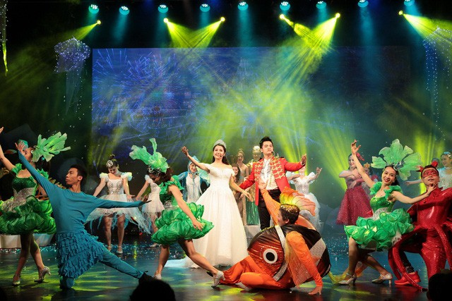 Nhà hát Tuổi trẻ dành nhiều chương trình phục vụ thiếu nhi mùa hè 2019 - Ảnh 1.