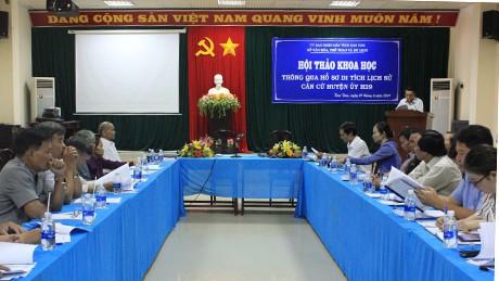 Kon Tum: Xác định vai trò Di tích lịch sử căn cứ Huyện uỷ H29 - Ảnh 1.