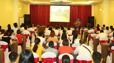 Ninh Bình: Tổ chức bồi dưỡng nghiệp vụ du lịch tại các cơ sở lưu trú - Ảnh 1.