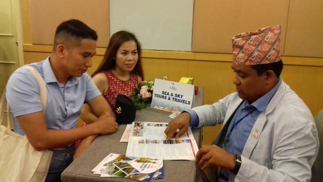 Hội nghị xúc tiến du lịch Nepal tại Hà Nội - Ảnh 2.