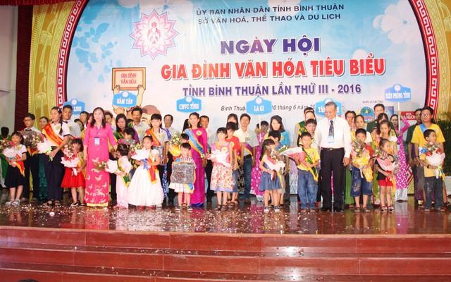 Ngày hội Gia đình văn hóa tiêu biểu tỉnh Bình Thuận năm 2019 - Ảnh 1.