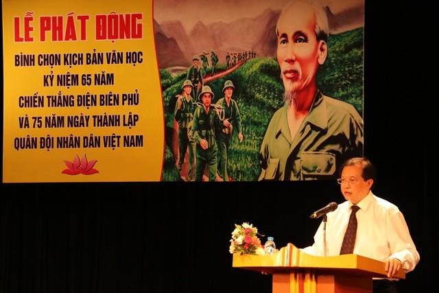 Bộ VHTTDL phát động Bình chọn kịch bản văn học kỷ niệm 65 năm Chiến thắng Điện Biên Phủ - Ảnh 1.