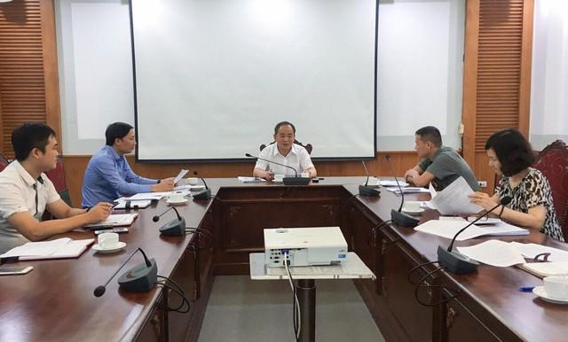 Rà soát các nhiệm vụ của Bộ VHTTDL trong Nghị quyết về Chính phủ điện tử - Ảnh 1.