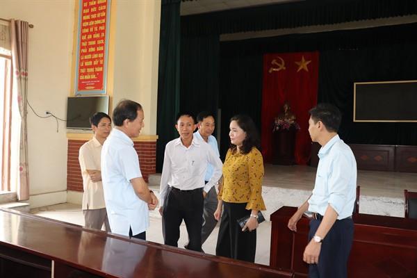 Kiểm tra việc thực hiện Phong trào toàn dân đoàn kết xây dựng đời sống văn hóa tại Hưng Yên và Hà Nội  - Ảnh 3.