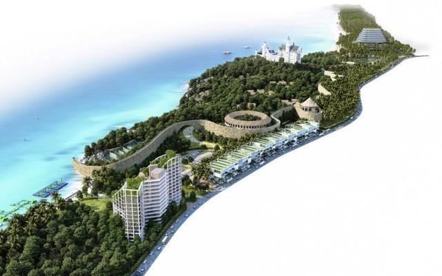 Đề xuất đầu tư Khu Du lịch nghỉ dưỡng King Bay - Sa Huỳnh và Thạch Ky Điếu Tẩu - Ảnh 1.