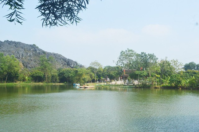 Thanh Hóa: Công nhận điểm du lịch Di tích lịch sử văn hóa Núi và đền Đồng cổ - Ảnh 1.