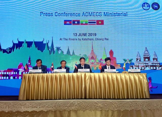 Hội nghị Bộ trưởng du lịch ACMECS lần thứ 4 và hội nghị Bộ trưởng du lịch CLMV lần thứ 5 tại Thái Lan - Ảnh 1.