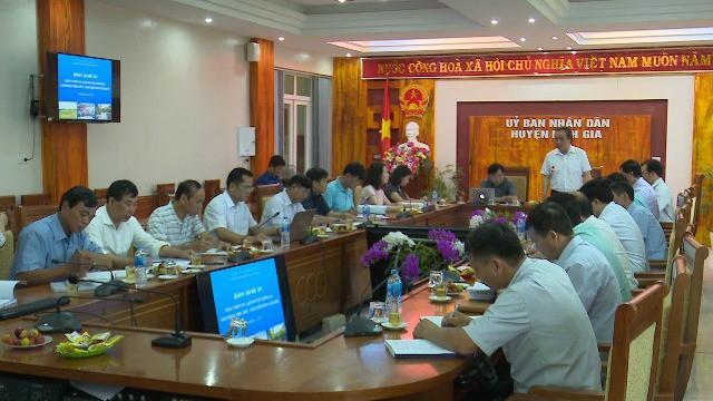 Nghiệm thu đề án phát triển du lịch Bình Gia đến năm 2025 định hướng đến 2030 - Ảnh 1.
