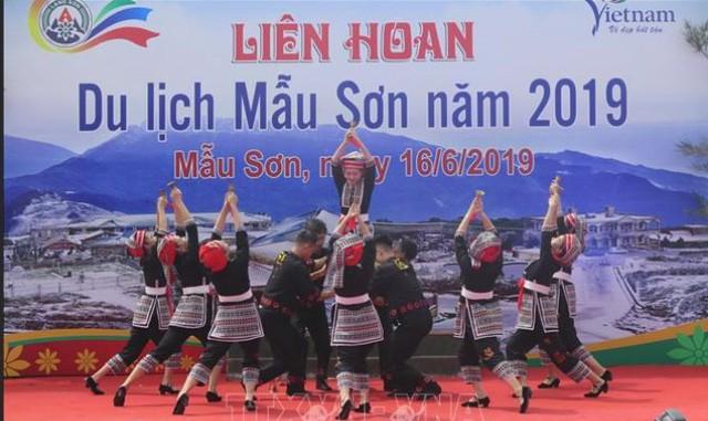 Nhiều hoạt động hấp dẫn tại Liên hoan du lịch Mẫu Sơn năm 2019 - Ảnh 1.