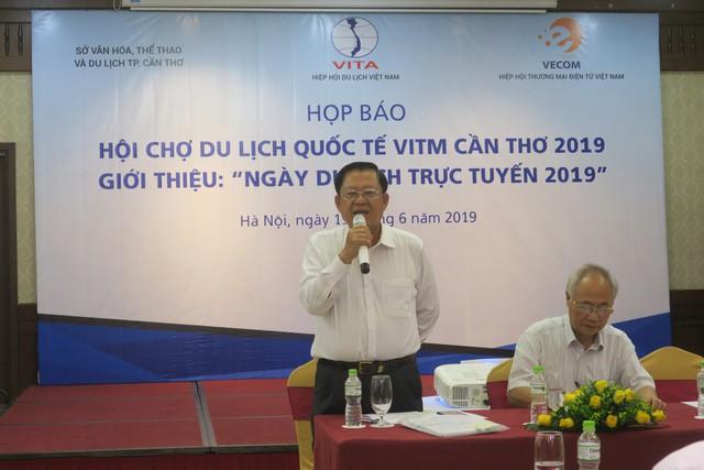 Hướng tới VITM sẽ trở thành hội chợ thường niên của Cần Thơ - Ảnh 1.