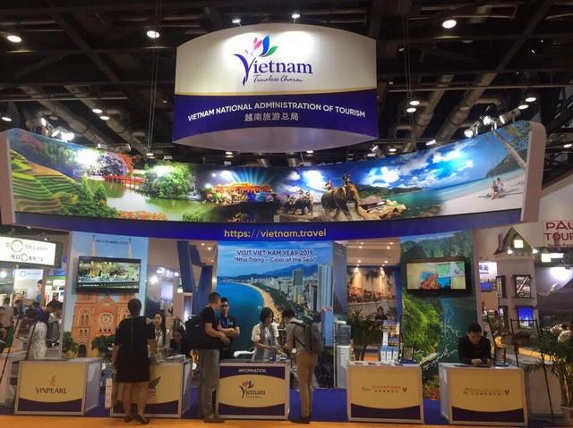 Việt Nam tham gia Hội chợ du lịch quốc tế Trung Quốc BITE 2019  - Ảnh 1.