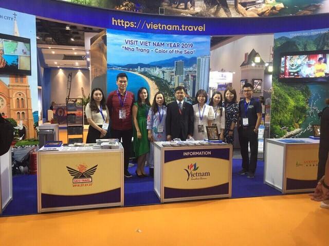 Việt Nam tham gia Hội chợ du lịch quốc tế Trung Quốc BITE 2019  - Ảnh 2.