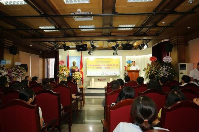 Thứ trưởng Lê Khánh Hải chúc mừng Báo điện tử Tổ Quốc nhân ngày Báo chí cách mạng Việt Nam - Ảnh 2.