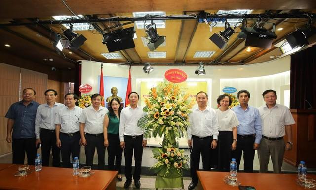 Thứ trưởng Lê Khánh Hải chúc mừng Báo điện tử Tổ Quốc nhân ngày Báo chí cách mạng Việt Nam - Ảnh 3.