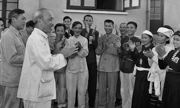 Thực hiện Di chúc của Chủ tịch Hồ Chí Minh trong xây dựng nền văn hóa mới, con người mới thời kỳ đẩy mạnh công nghiệp hóa, hiện đại hóa đất nước - Ảnh 1.