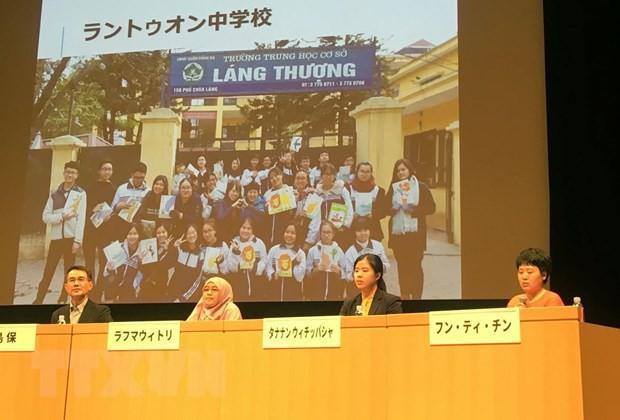 Sứ giả mang văn hóa, ngôn ngữ Nhật Bản tới Việt Nam - Ảnh 1.