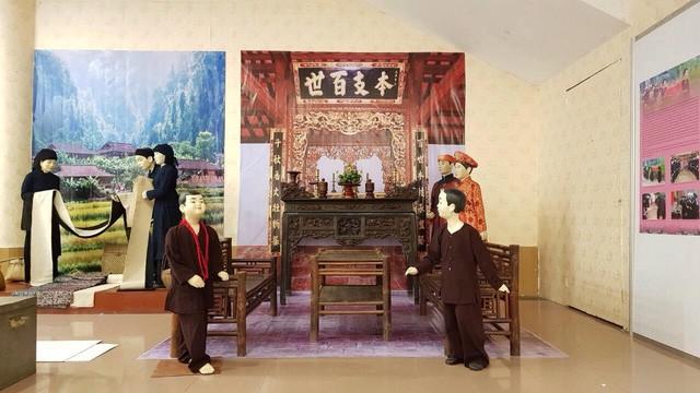 Trưng bày chuyên đề Lễ cưới truyền thống của các dân tộc Việt Nam - Ảnh 3.