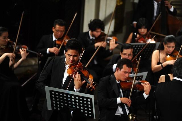 Tổ chức cuộc thi Âm nhạc quốc tế violin và Hòa tấu thính phòng Việt Nam 2019 - Ảnh 1.