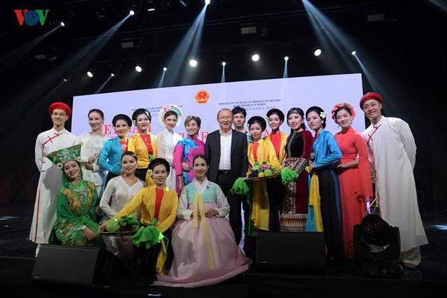 HLV Park Hang Seo tham gia quảng bá hình ảnh Việt Nam tại Hàn Quốc - Ảnh 1.
