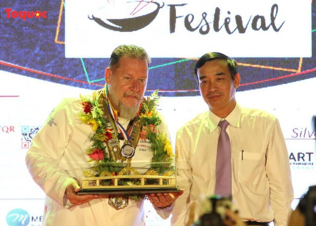Khai mạc lễ hội Ẩm thực Quốc tế Đà Nẵng 2019 - Ảnh 2.