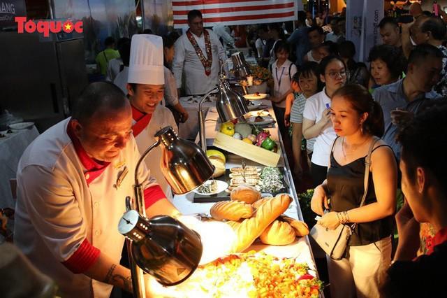 Khai mạc lễ hội Ẩm thực Quốc tế Đà Nẵng 2019 - Ảnh 3.
