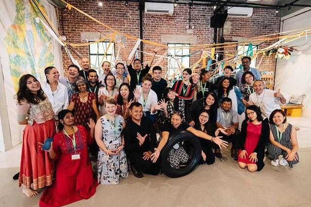 Chương trình trao đổi Arts for Good Fellowship 2019- cơ hội ra thế giới dành cho người yêu nghệ thuật - Ảnh 1.