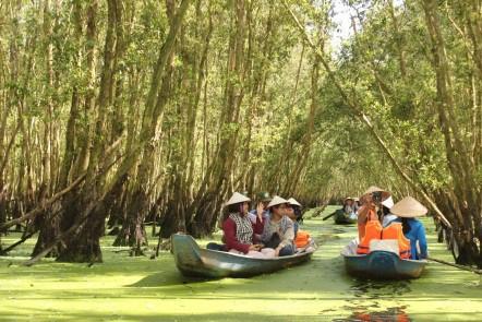 An Giang đón khoảng 7 triệu lượt khách tham quan du lịch - Ảnh 1.