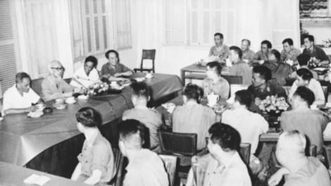 Xây dựng, rèn luyện đạo đức, phong cách của người cán bộ đảng viên hiện nay theo Di chúc Bác Hồ - Ảnh 1.
