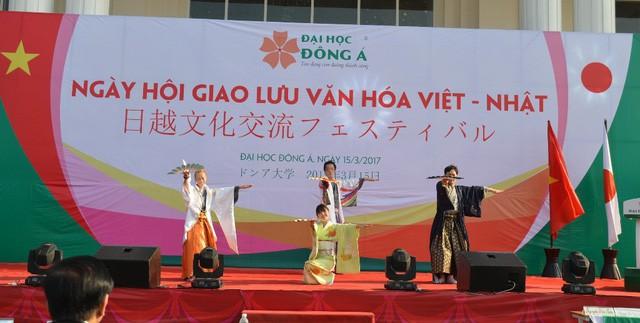 Lễ hội giao lưu văn hóa Việt – Nhật năm 2019 - Ảnh 1.