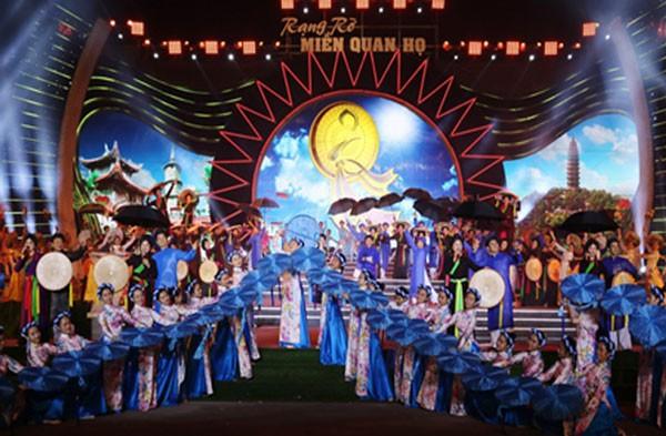 Những dấu ấn trong hoạt động văn hóa, thể thao và du lịch Bắc Ninh 6 tháng đầu năm - Ảnh 1.