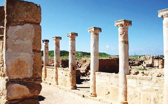 Phát hiện di tích thờ cúng của người Hy Lạp cổ - Ảnh 1.