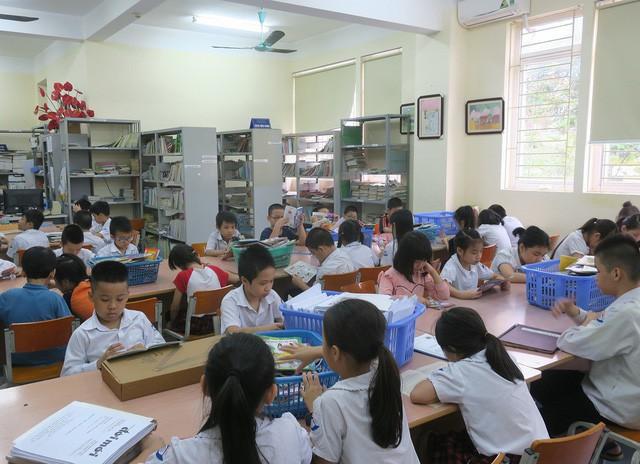 Thư viện trường học và các quy định trong Dự thảo Luật Thư viện - Ảnh 2.