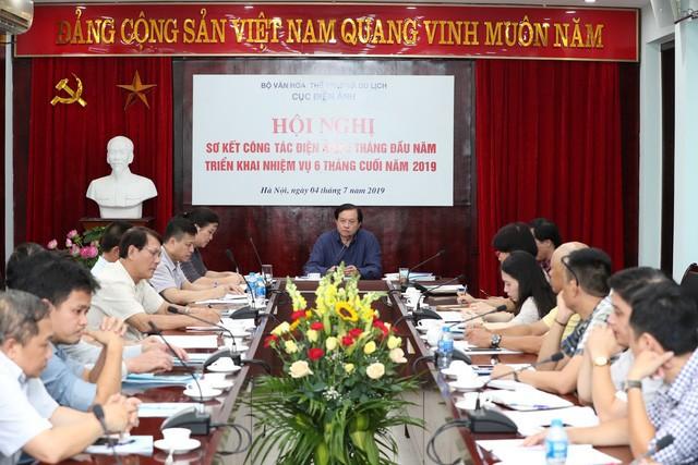 Thứ trưởng Tạ Quang Đông: Điện ảnh Việt Nam cần cân bằng giữa nghệ thuật và doanh thu - Ảnh 1.